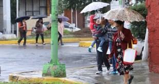 Se esperan lluvias en Hidalgo para jueves y viernes