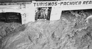 A 71 años de la trágica inundación de 1949 en Pachuca