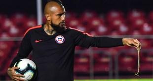 Arturo Vidal llegaría a las Águilas del América el siguiente torneo
