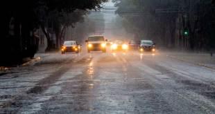 Lluvias granizo Hidalgo fin de semana