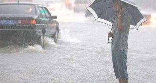 Clima cálido y lluvias vespertinas este jueves en Hidalgo