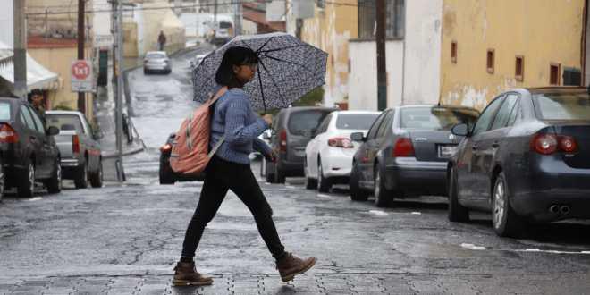 Este jueves, se esperan lluvias en Hidalgo y hasta 36 grados