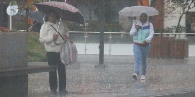Calor y probables lluvias, ambiente para Hidalgo este miércoles