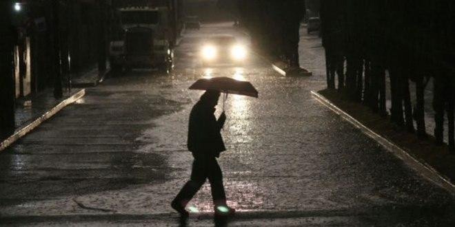 Se esperan fuertes lluvias en Hidalgo este lunes