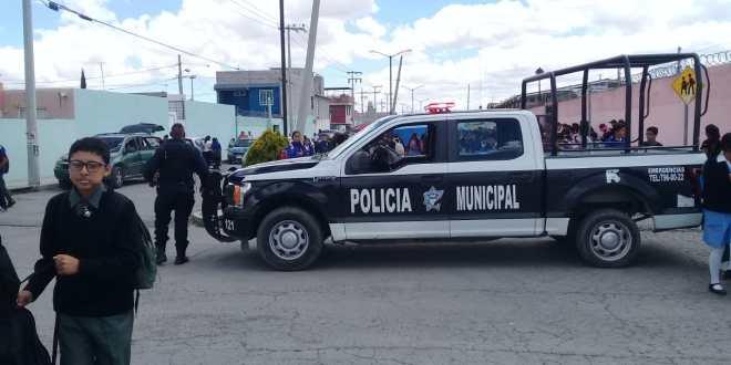 Buscan instaurar operativo mochila en Tizayuca