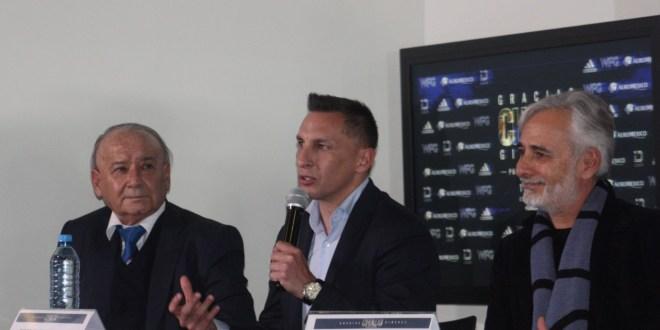 Chaco Giménez le dice adiós a Fox Sports para ser entrenador