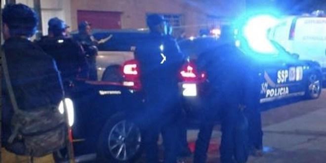 Arrestan a sujeto por intento de asalto en Pachuca