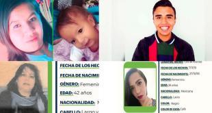 Hidalgo, con al menos 11 desapariciones durante noviembre