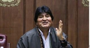 Evo Morales pierde asilo mexicano al solicitarlo en Argentina