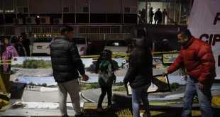 Concluyen huelga de hambre hijos de Cipriano Charrez