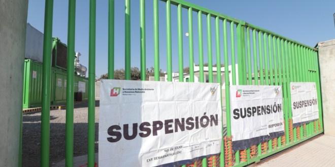 Clausura Semarnath empresa de biogás en Huxmí