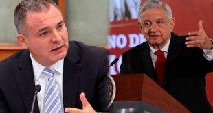 Dice Obrador que trianguló a García Luna