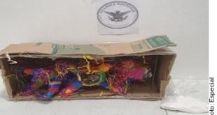 Ocultaban metanfetamina en piñatas en la Ciudad de México