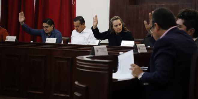 Cabildo de Pachuca avala 90% descuento para comerciantes cumplidos