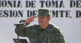 Nuevo coronel de 18va Zona Militar irá contra robo de hidrocarburo