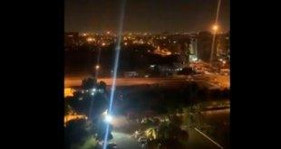 Dos cohetes caen donde se encuentra la embajada de EUA en Bagdad