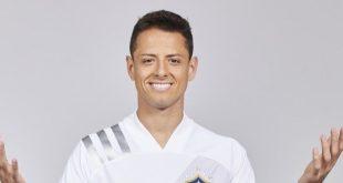 Es Chicharito jugador del Galaxy; llega a la MLS