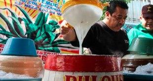 Feria del Pulque en Tepeapulco