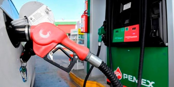 Gasolina regular en Pachuca baja 20 centavos
