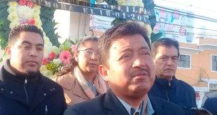 Alcalde de Tlahuelilpan descarta oportunismo por tragedia del 18E
