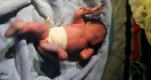 Rescatan a bebé en Xochimilco