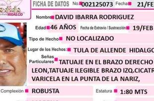 David Ibarra Rodríguez/Tula