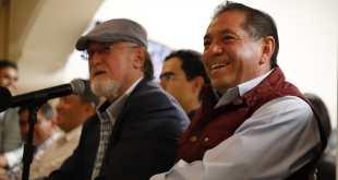 Pretende Lima Morales postularse por Morena para alcaldía de Pachuca