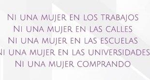 Alcaldía de Pachuca se suma a la a iniciativa #UnDíaSinNosotras