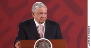 No conozco denuncia a Peña Nieto, ni pondré una: AMLO