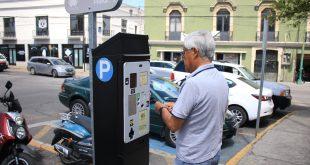 Para octubre, 2 pesos más los parquímetros en Pachuca