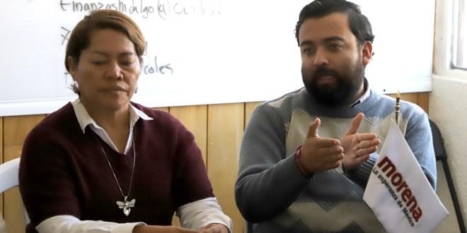 Señalan falsedad en la convocatoria de Morena para candidatos en Hidalgo