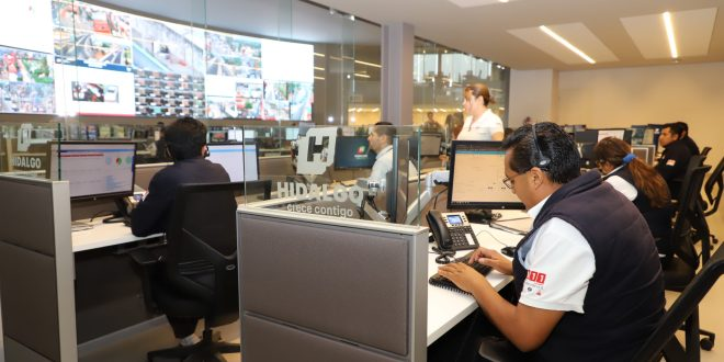 Hidalgo, sitio 9 en llamados por violencia contra mujeres