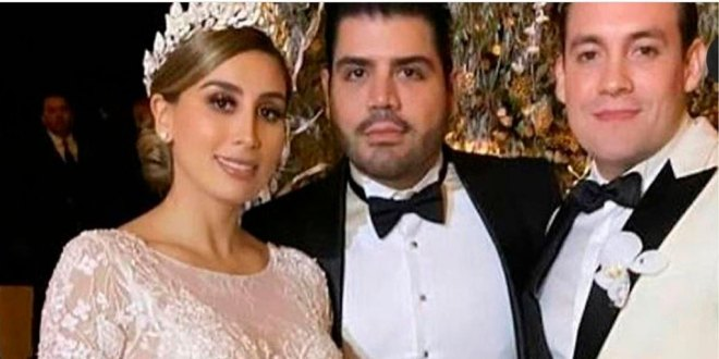 Tiene hija de El Chapo una boda de ensueño
