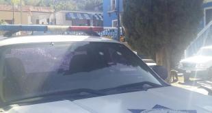 Policías y delincuentes tienen enfrentamiento armado en Jacala