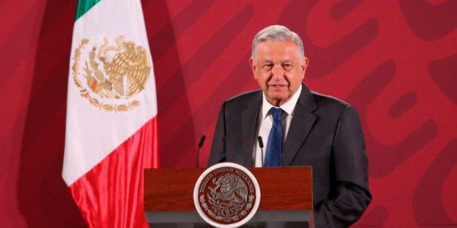 Coronavirus no es terrible ni fatal, dice Obrador tras primer caso confirmado