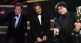 Arrasa Parásitos en los Óscar; la lista completa de los ganadores