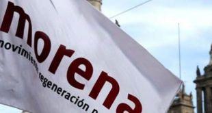 deslinda Morena Hidalgo marcha apoyo AMLO