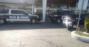 Encuentran arma de fuego dentro de una tienda en plaza Patio Pachuca