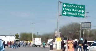 México-Laredo/Ixmiquilpan