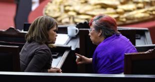 Desconocen morenistas nombramiento de coordinadora de bancada