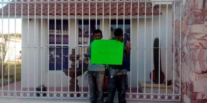 retenidos/domicilio/Progreso de Obregón