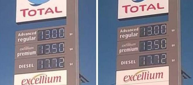 Gasolina se ofrece hasta en 12.67 pesos en Pachuca y Mineral