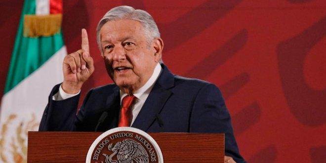Descartó López Obrador prórroga a impuestos pese a coronavirus