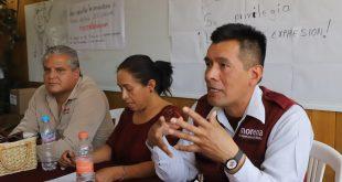 Dirigente de Morena pactó con grupúsculo de Sosa, dicen