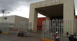 Atienden posible caso de Covid-19 en hospital de Tulancingo