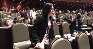 Hilda Miranda dice ser la única aspirante a edil de La Reforma