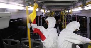 Implementa el transporte medidas contra coronavirus