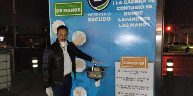 Gobernador Omar Fayad resultó positivo a Covid-19