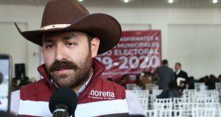 Morena no dará a conocer lista, ante posible postergación de elecciones