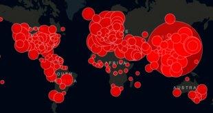 Más de 40 mil muertos y 800 mil infectados por coronavirus en el mundo